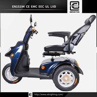 deluxe rascal adult tricycles BRI-S06 cecurtis controller mobility scooter