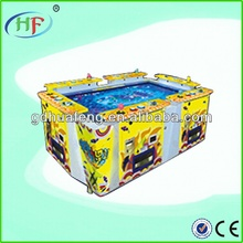 47'' inch arcade fishing game machine/fishing arcade game machine HF-RM246