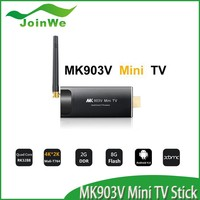 Android 4.4.2 RK3288 MK903V quad core android tv dongle,smart android mini pctv stick - Black