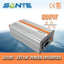 Trustworthy DC12V to AC110V-240V 800W home appliance power inverter
