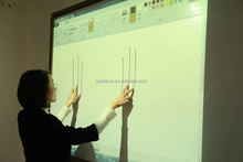 Small body interactive whiteboard pen touch and finger touch VS Ebeam mimio board