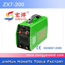inverter welder ZX7-200 inverter welding equipment