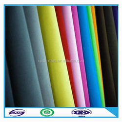 fabric/textile manufacturer in china soft organic cotton twill fabric