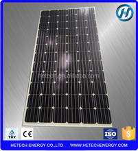 China manufacturer Monocrystalline 310w sunpower solar panel