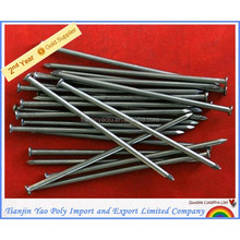 2015 good quality concrete steel common nail make from Q195 for decoration