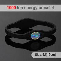 Fitness Sports Germanium Titanium Sports Free Silicone Bracelet Wholesale