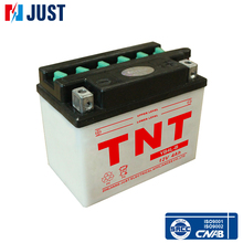 Hot selling 12v 4ah lead acid motorcycle battery for best supplier