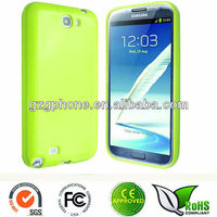 New Multicolor TPU Soft Case For N7100 Samsung Galaxy Note2