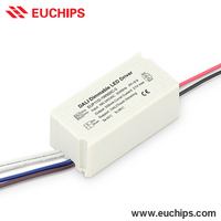 Chinese manufacturer 500mA 1 channel 11w constant current dimmable led driver
