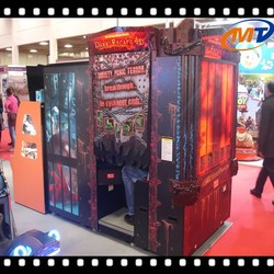 7D cinema Mantong container 7d trailer movie 7D cabin cinema mould house 7d cine projector home theater video simulator 7d kino