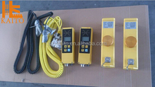 Vogele /Dynapac/ABG/ XCMG /ZOOMLION Asphalt Paver Parts Sonic Ski Sensor Electrical Parts On Highway