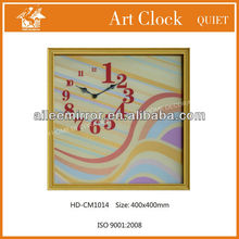 promotional wall clock 400*400mm