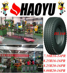 Lionstone brand Truck and Bus Tyre ( tire) from china tyre factory - 9.00R20-16PR