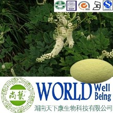 Hot sale Black cohosh extract/Triterpene 8%/Black cohosh powder/Treat arthritis plant extract
