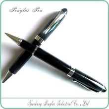 New Design Nice cheap customized laser barrel metal rotating copper twist action metal pens