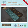 Decorative Stone Coated Metal Villa Roof Tile