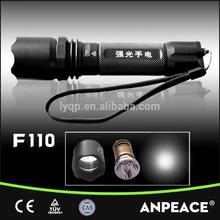 Polyester belt to bear 900N tension streamlight 1000 lumen led flashlight