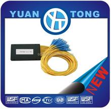 Multimode wall mount fiber optic PLC splitter SC/FC/ST APC/UPC Fiber Optical PLC