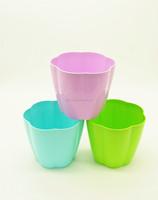 Home&Garden Plastic Garden flower Plate Pots Saucer&Tray
