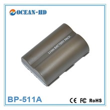 BP-511A customized 7.4 volt lithium ion battery for Canon