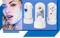 Portable nano ion spray beauty instrument lavender moisturizing spray hydrating ionized water embellish skin care spray