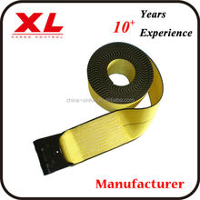 "4"" x 50' Flatbed Winch Straps with flat hook"