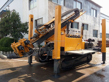 Multipurpose hydraulic MDL-150 crawler mounted drilling rig
