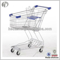 American Kids Shopping Trolley