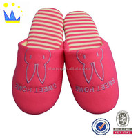 new models man woman slippers knitted fabric house shoe
