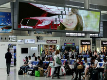 Creative Wave Type P10 outdoor led large screen display