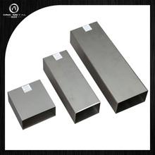 ASTM A554 ONE METAL 201 stainless steel rectangular steel tube