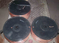 Fast Sale PVC Cover copper conductor transparent electric wire