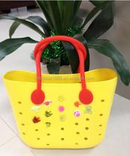 Wholesale custom women's promotional shopping bag tote bag beach summer bag