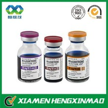 Customized self adhesive 10ml vial label for steroids printing