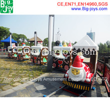christmas theme children ride the train for sale, kids electric ride on train
