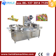 TK-E151 BALL LOLLIPOP PILLOW PACKING MACHINE