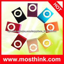 Reproductor MP3 Mini Pinza para Tarjeta Micro SD