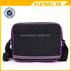 Colorful cheap novelty shoulder bag messenger