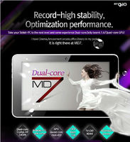 """[MPGIO] Tablet PC / MD7 (8G) / 7"""" 16:9 Dual core RK3066 / Android 4.1.1 Jelly Bean / HDMI / Smart Pad / Wifi"""