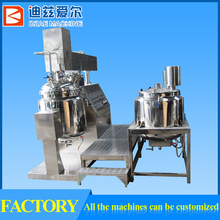 250L mixer for cosmetic mixtures, mixer mineral cosmetic