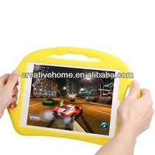 Steering Wheel Style Silicone Handle for iPad Air