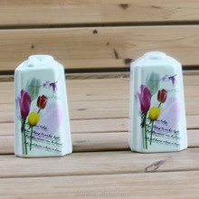 Lovely products salt and pepper shakers wholesale ceramic spice jars