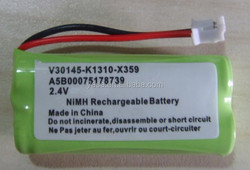 Cordless Phone Battery for SIEMENS GIGASET V30145-K1310-X383 A12 A120 A160
