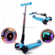 mini micro scooter /maxi micro kick scooter with four flash wheels