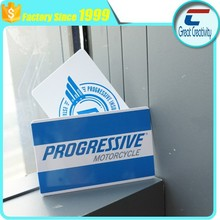 """Progressive Motorcycle"" - Smart Card RFID - OR80 30Mil NFC Card - MIFARE Classic 1K Bits Smart Card Manufacturers"
