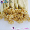 Alibaba Trade Assurance China Factory hair extensions blonde u tip hair extension