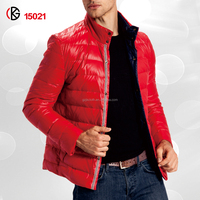 Latest dress designs men duck down jacket China waterproof jacket windproof for autumn and winter