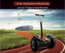 speed 20km/h 36V 1600w outdoor 2 wheel off-road electric scooter