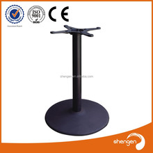 The HD002 most normal style octagon folding one leg fining pocker table dining room table bases