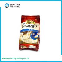 Custom Printed Dried Meat Bag/plastic Snack Food Packaging Bag